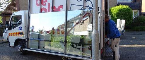 Bedrijfswagen De Glaswacht